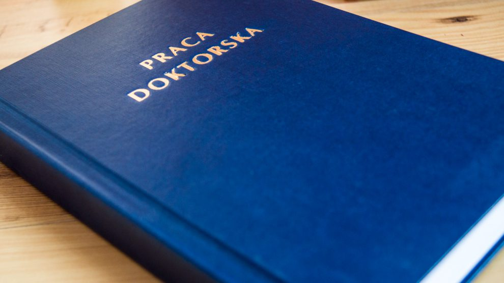 Invitation to PhD dissertation defence