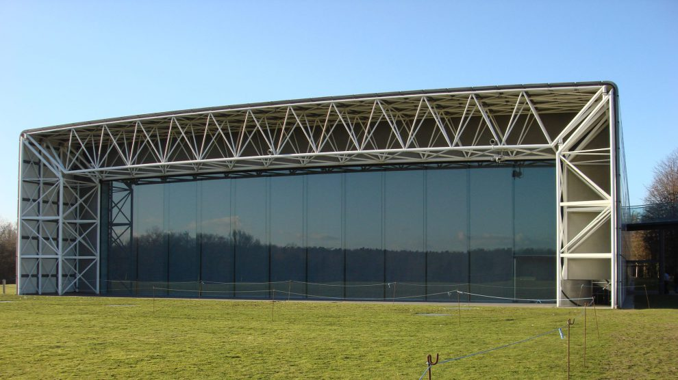 """Lecture """"The cognitive turn in art history"""" at The Sainsbury Centre for Visual Arts"""